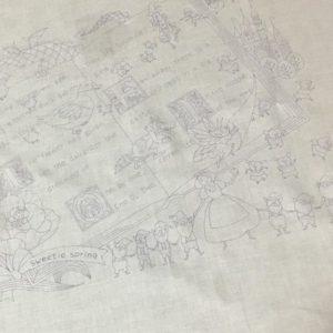 タペストリー図案