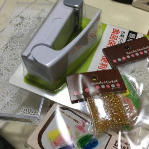 樹脂粘土でつくるミニチュアフード道具整理