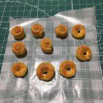 アシェット樹脂粘土で作るミニチュアフード2号