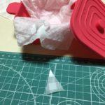 樹脂粘土でつくるミニチュアフード・クロワッサン