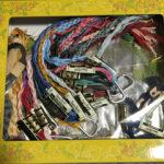 かわいい刺しゅう13号刺しゅう糸の整理