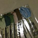 かわいい刺しゅう28号刺しゅう糸
