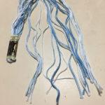 かわいい刺しゅう28号グラデーション糸