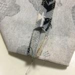 フェリシモ・きんちゃくバッグの制作