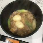 豚バラとゆで卵の角煮風