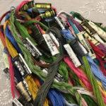 刺しゅう糸について