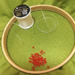 ビーズ用糸