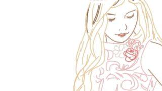無料刺繍図案イラスト