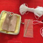 はじめての刺し子の針と糸